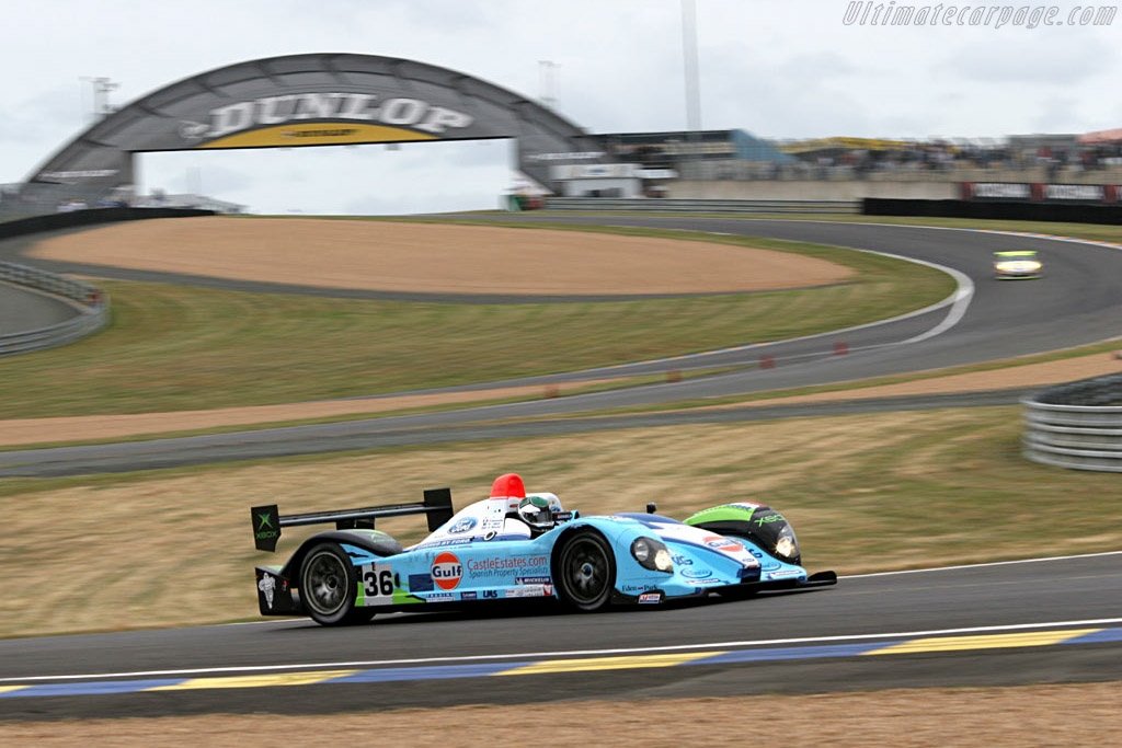 Courage C65 Ford - Chassis: 7   - 2005 Le Mans Test