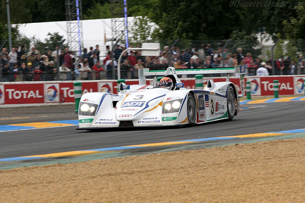 Audi R8 - Chassis: 605   - 2005 Le Mans Test