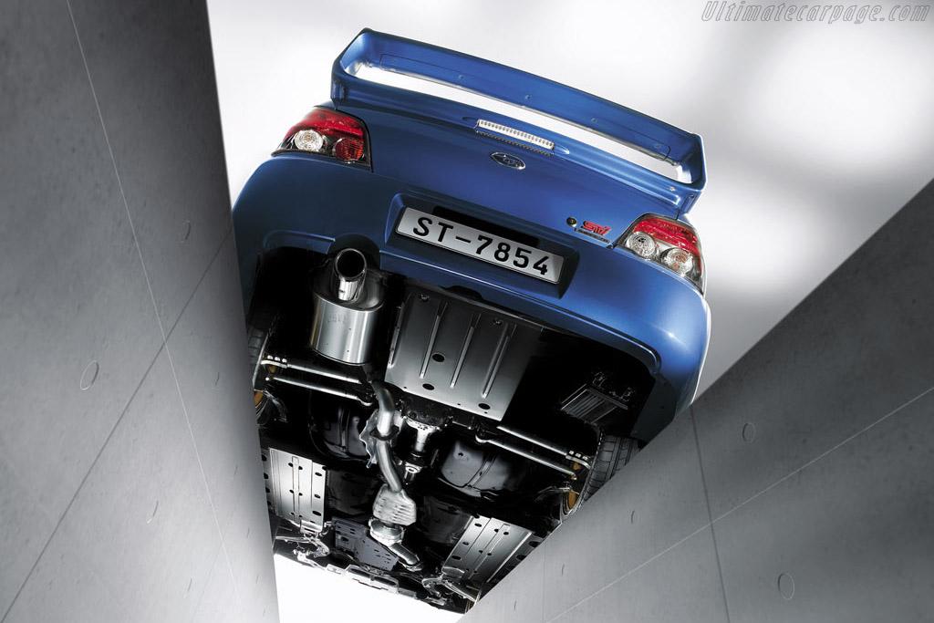 Subaru Sti 2018 >> Subaru Impreza WRX STi