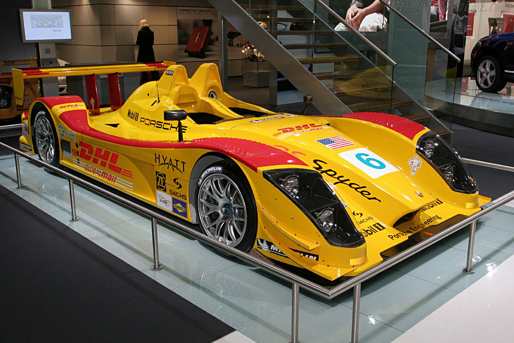 Click here to open the Porsche RS Spyder gallery