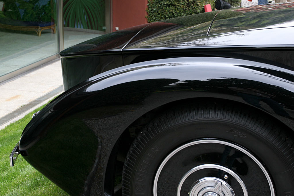 Bentley 8-Litre Barker Boat Tail Tourer - Chassis: YR5099   - 2005 Concorso d'Eleganza Villa d'Este