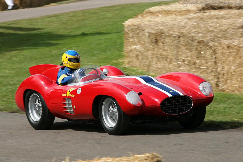 Click here to open the Ferrari 118 LM Scaglietti Spyder gallery