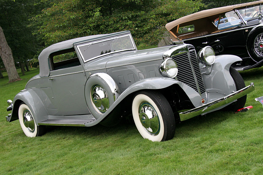 Click here to open the Marmon Sixteen Coupe Convertible gallery