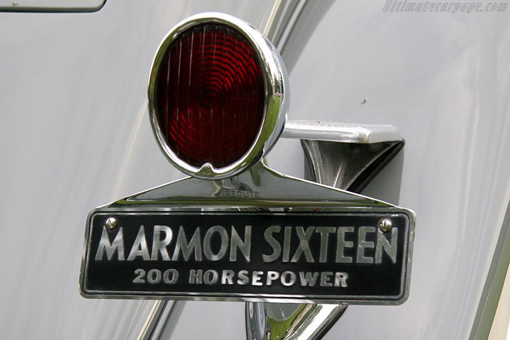 Marmon Sixteen Convertible Coupe    - 2005 EyesOn Design