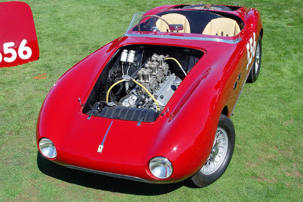 Click here to open the Ferrari 166 MM/53 Autodromo Spyder gallery