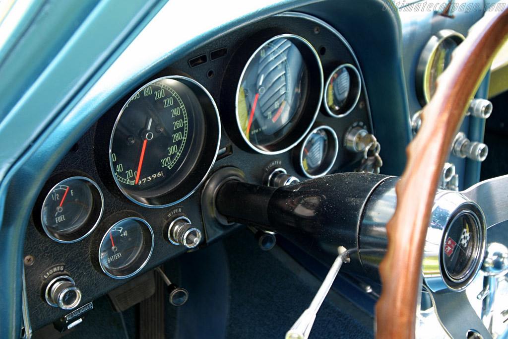 Chevrolet Corvette C2 Sting Ray 427 Coupe    - 2004 European Concours d'Elegance