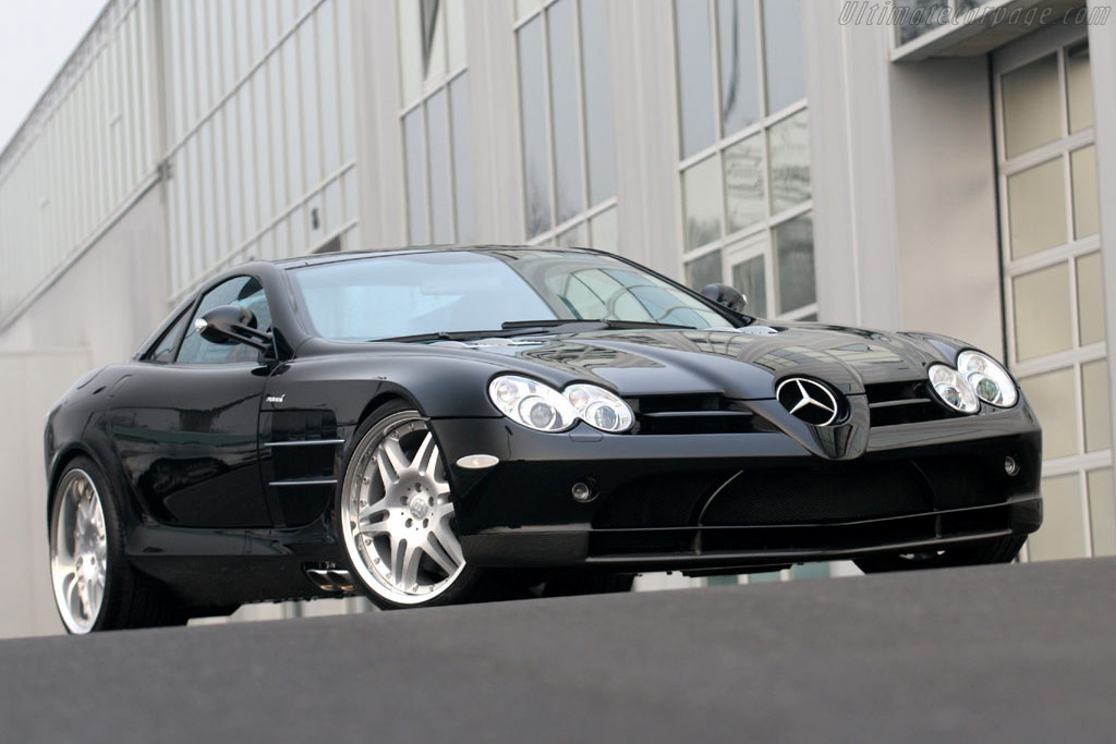 Click here to open the Brabus SLR McLaren gallery