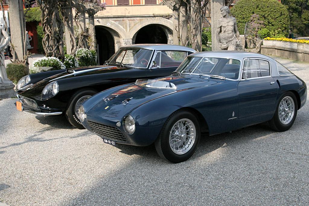 Ferrari 166 MM/53 Pinin Farina Berlinetta - Chassis: 0346M   - 2006 Concorso d'Eleganza Villa d'Este