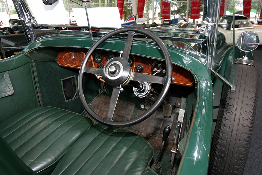 Bentley 8-Litre Gurney Nutting Open Tourer - Chassis: YF5011   - 2004 Le Mans Classic