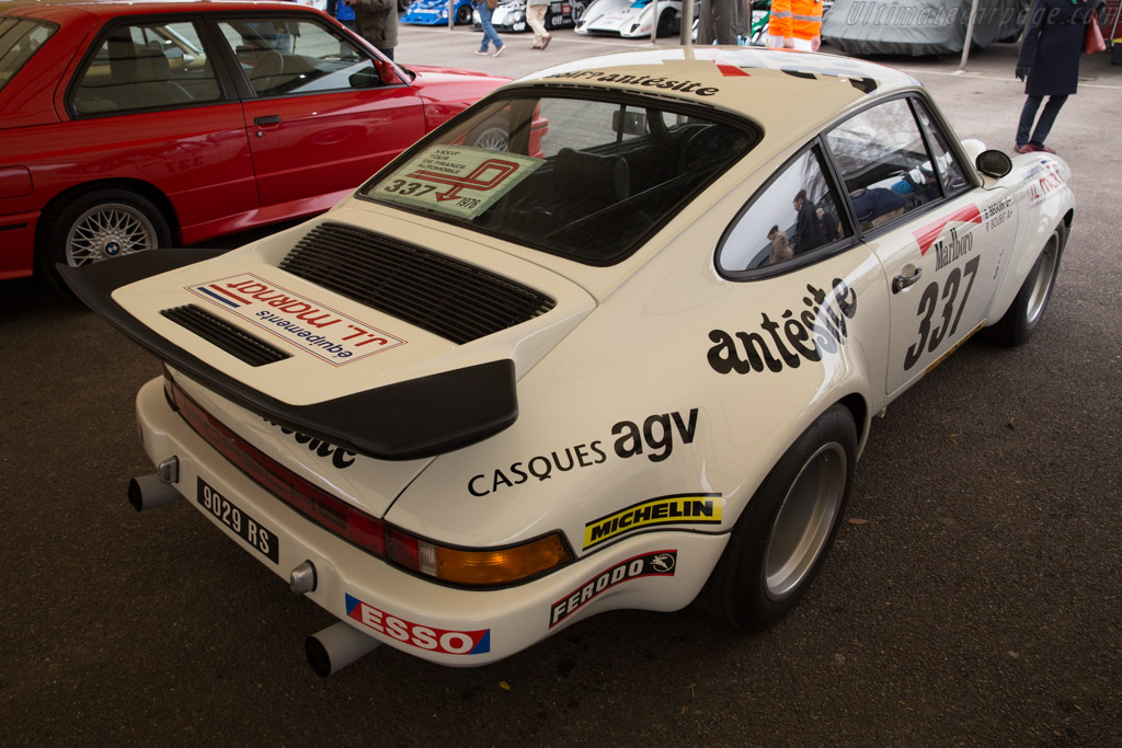 Porsche 911 Carrera RS 3.0 - Chassis: 911 460 9029   - 2017 Goodwood Members' Meeting
