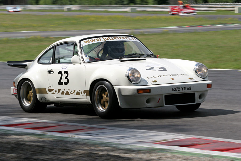 Porsche 911 Carrera RS 3.0 - Chassis: 911 460 9033   - 2005 Le Mans Series Monza 1000 km