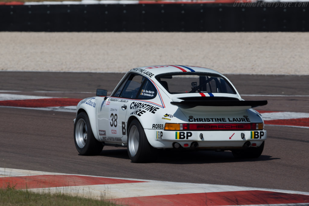 Porsche 911 Carrera RS 3.0 - Chassis: 911 460 9107   - 2015 Grand Prix de l'Age d'Or