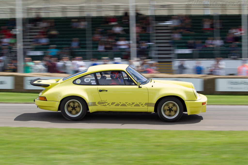 Porsche 911 Carrera RS 3.0 - Chassis: 911 460 9099   - 2016 Goodwood Festival of Speed