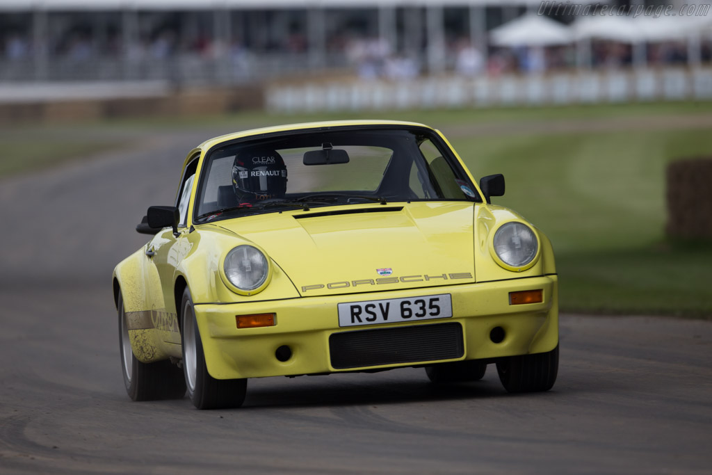 Porsche 911 Carrera RS 3.0 (Chassis 911 460 9099 - 2016 Goodwood Festival of Speed) High Resolution Image