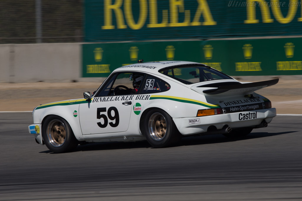 Porsche 911 Carrera RS 3.0 - Chassis: 911 460 9089   - 2014 Monterey Motorsports Reunion