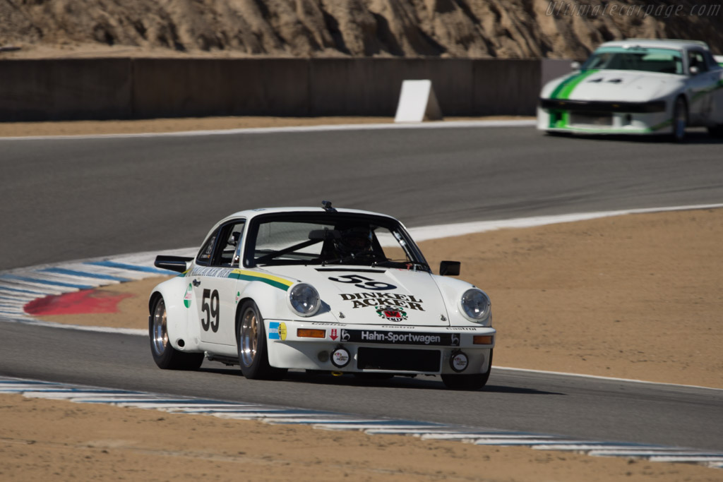 Porsche 911 Carrera RS 3.0 - Chassis: 911 460 9089   - 2014 Monterey Motorsports Reunion