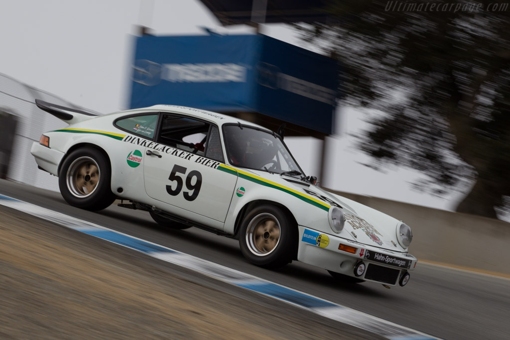 Porsche 911 Carrera RS 3.0 - Chassis: 911 460 9089   - 2015 Monterey Motorsports Reunion