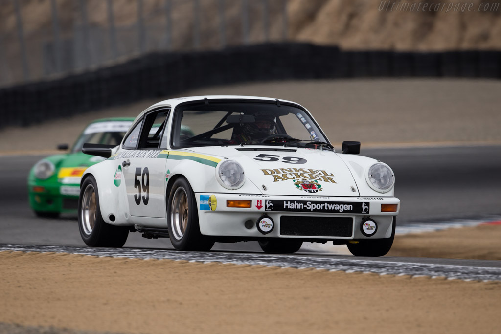 Porsche 911 Carrera RS 3.0 - Chassis: 911 460 9089   - 2015 Monterey Motorsports Reunion