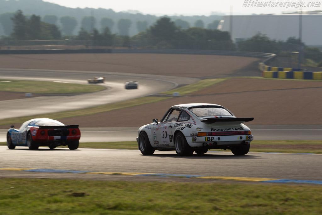 Porsche 911 Carrera RS 3.0 - Chassis: 911 460 9107   - 2016 Le Mans Classic