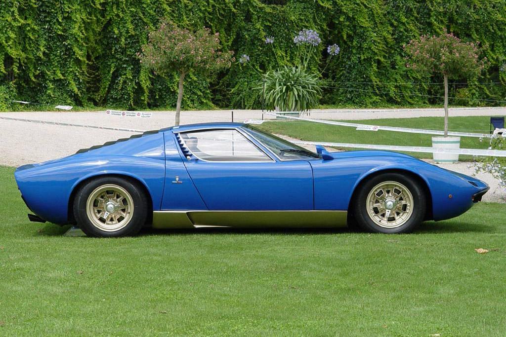 Lamborghini Miura P400 Chassis 3240 2003 European
