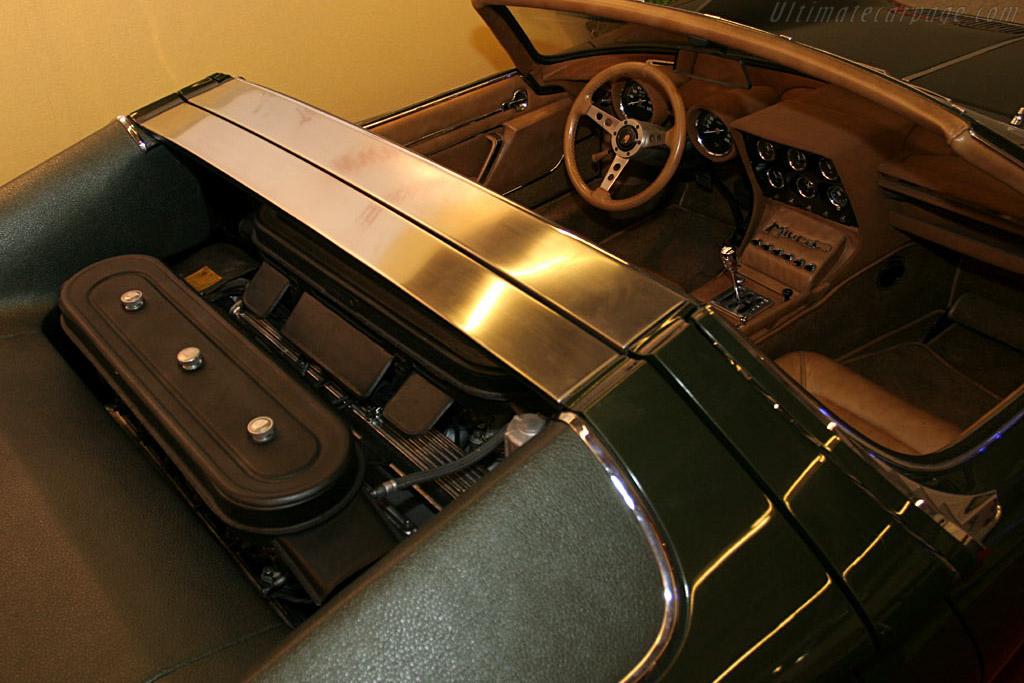 Lamborghini Miura P400 Roadster - Chassis: 3498   - 2006 Retromobile