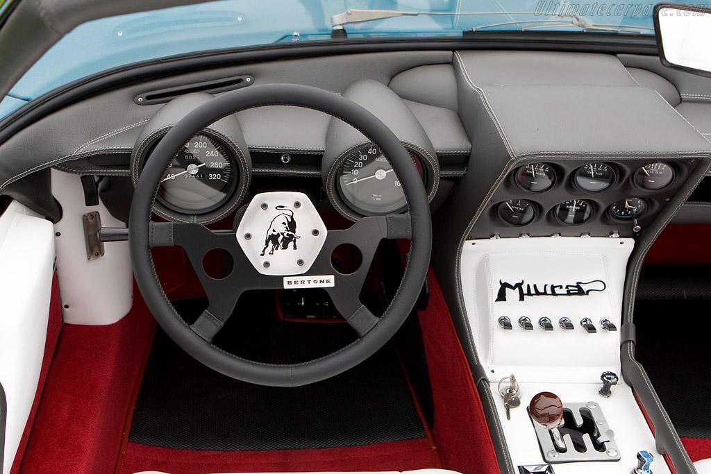 Lamborghini Miura P400 Roadster - Chassis: 3498   - 2008 Pebble Beach Concours d'Elegance