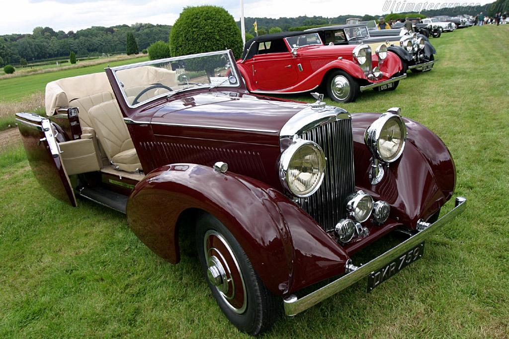 Bentley 4¼ Litre James Young Drophead Coupe - Chassis: B-14-KT   - 2004 European Concours d'Elegance