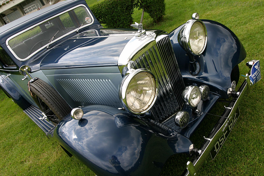 Bentley 4¼ Litre Hooper Sports Saloon - Chassis: B-26-JY   - 2004 European Concours d'Elegance