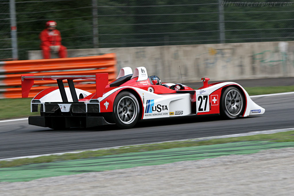 Lola B05/40 Judd - Chassis: B0540-HU06   - 2005 Le Mans Series Monza 1000 km