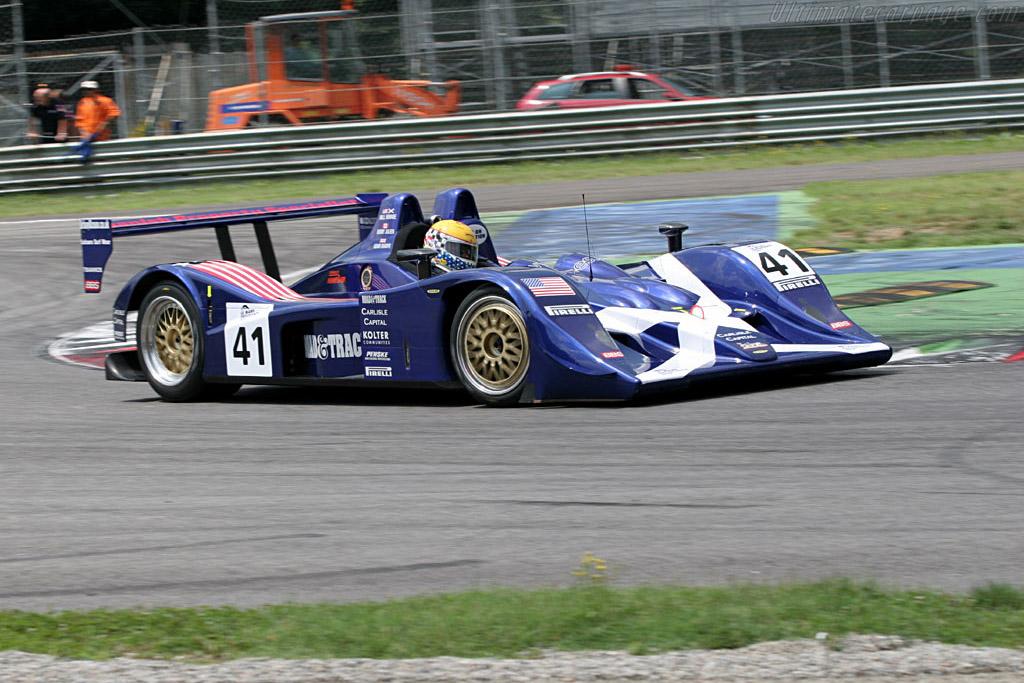 Lola B05/40 Judd - Chassis: B0540-HU02  - 2005 Le Mans Series Monza 1000 km