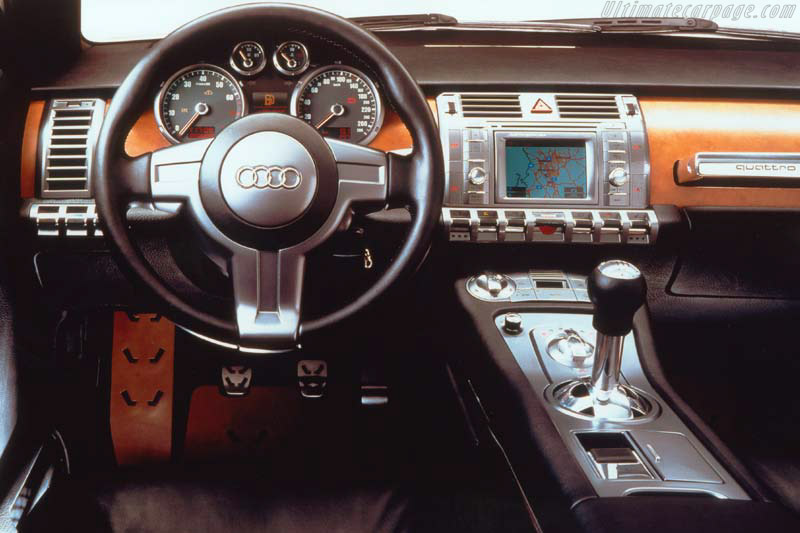 Audi Steppenwolf