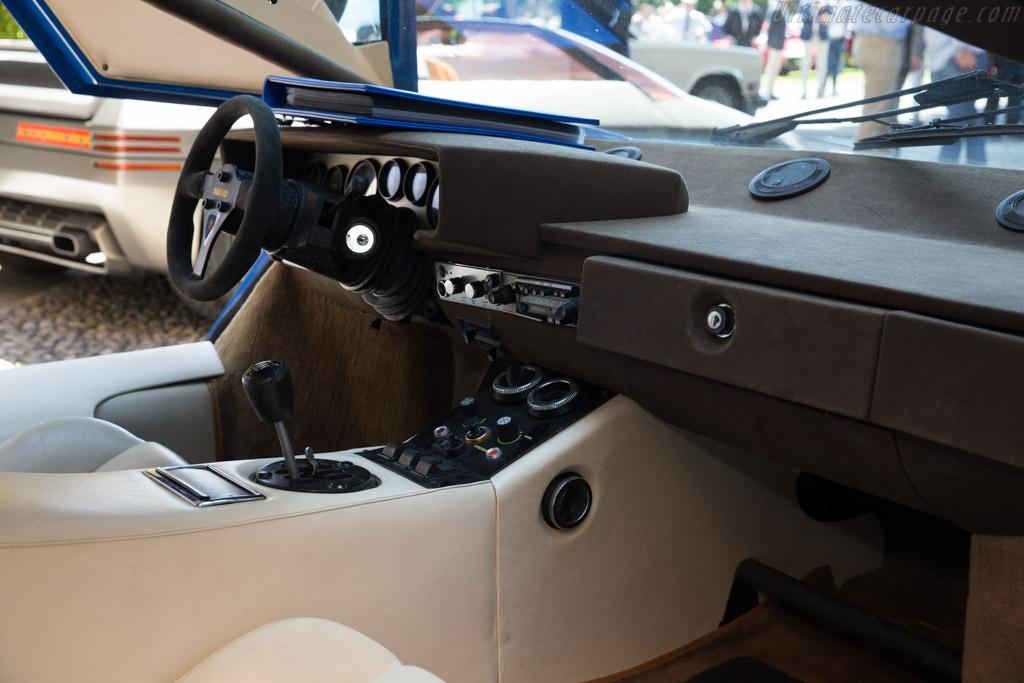 Lamborghini Countach LP400 Prototipo - Chassis: 1120202   - 2016 Concorso d'Eleganza Villa d'Este