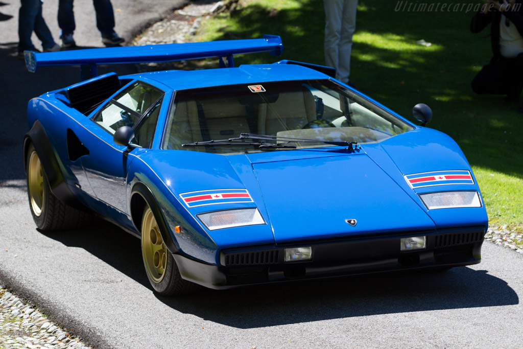 Click here to open the Lamborghini Countach LP400 Prototipo gallery