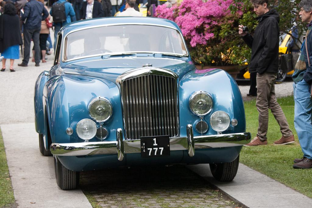 Bentley R-Type Continental Mulliner Fastback - Chassis: BC12A   - 2013 Concorso d'Eleganza Villa d'Este