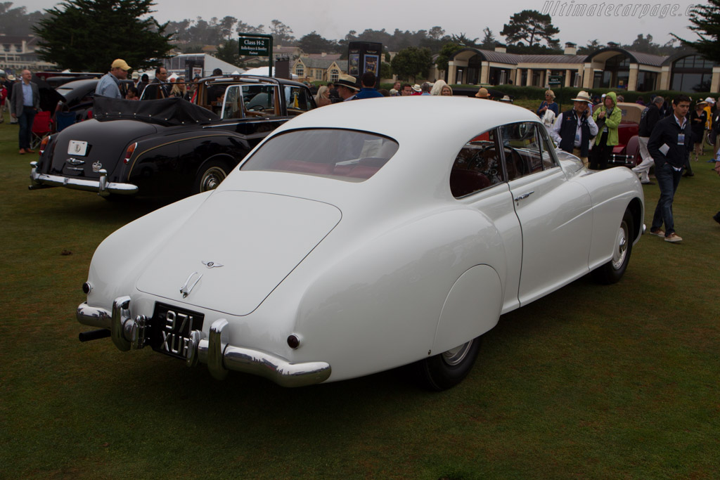 Bentley R Type Continental Mulliner Fastback Chassis