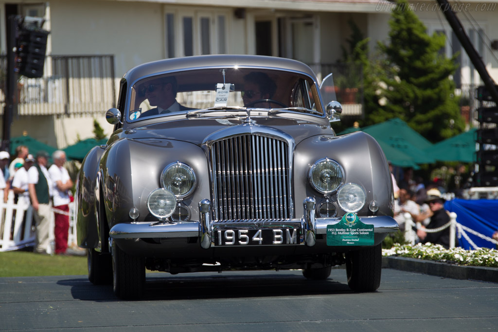 Bentley R-Type Continental Mulliner Fastback - Chassis: BC39LC   - 2015 Pebble Beach Concours d'Elegance