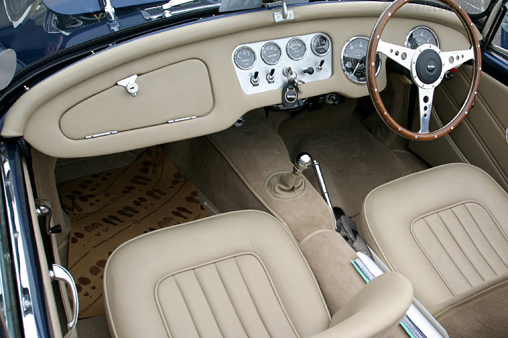 Daimler SP250 Dart - Chassis: 104182   - 2005 Silverstone Classic