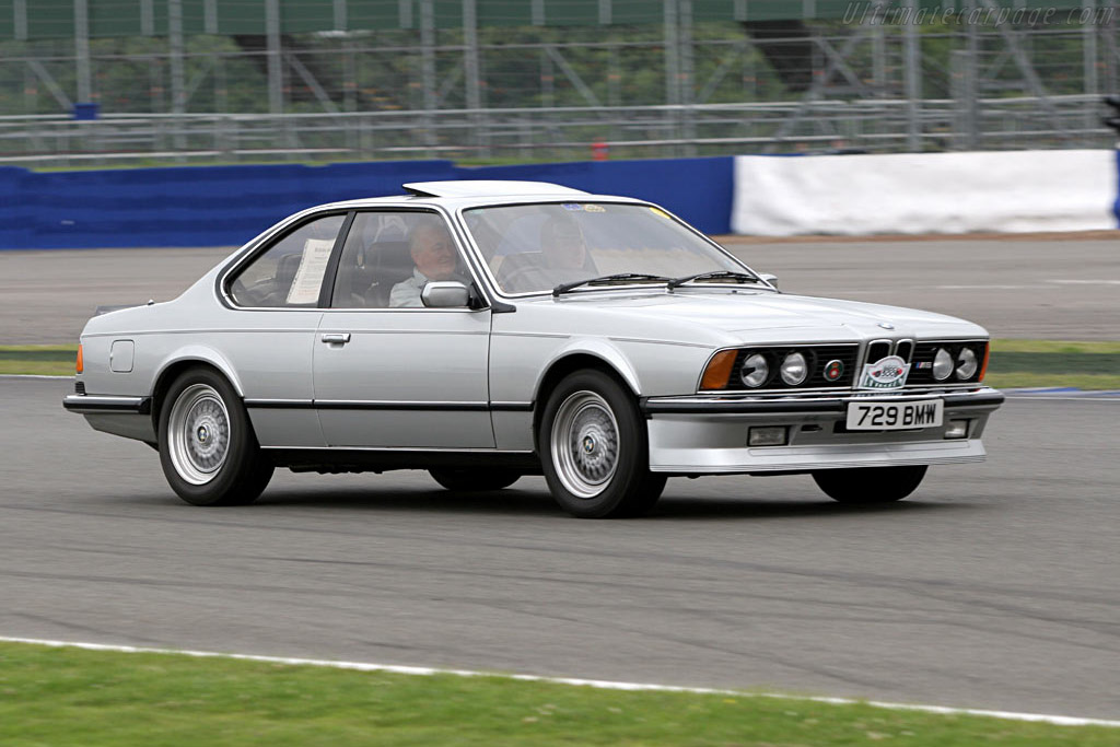 Click here to open the BMW E24 M635 CSi gallery