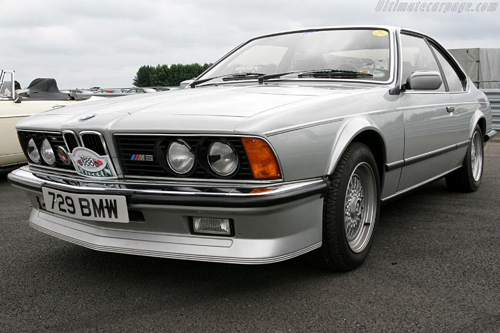 BMW M635 CSi    - 2005 Silverstone Classic