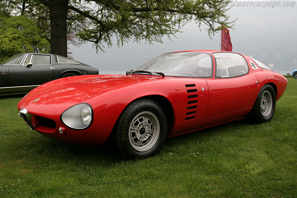 1964 Alfa Romeo Canguro Images Specifications And