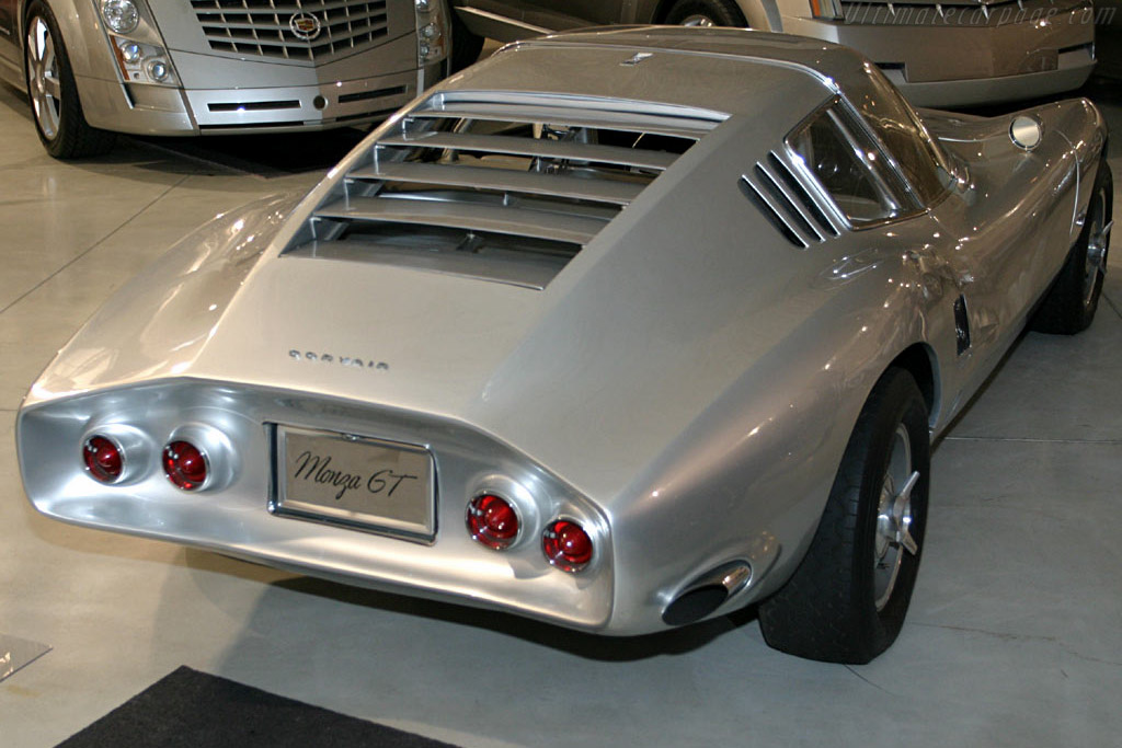 Chevrolet Corvair Monza GT Concept