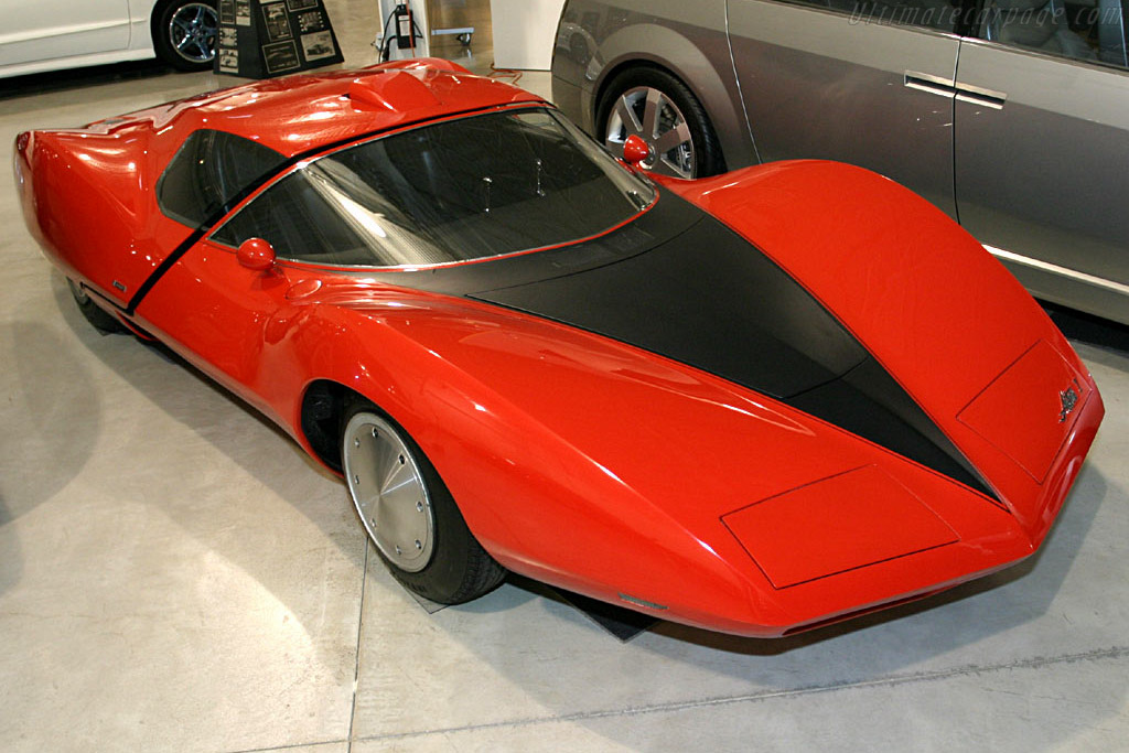 1967 Chevrolet Astro I Concept - Images, Specifications ...
