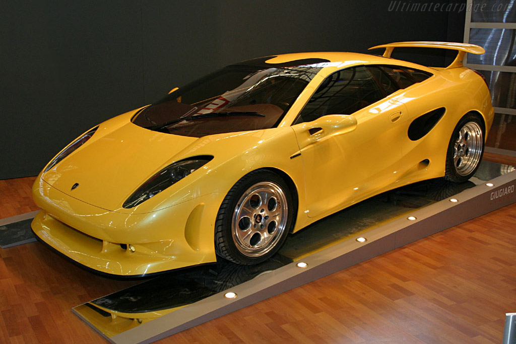1995 Lamborghini Cala Concept Images Specifications And