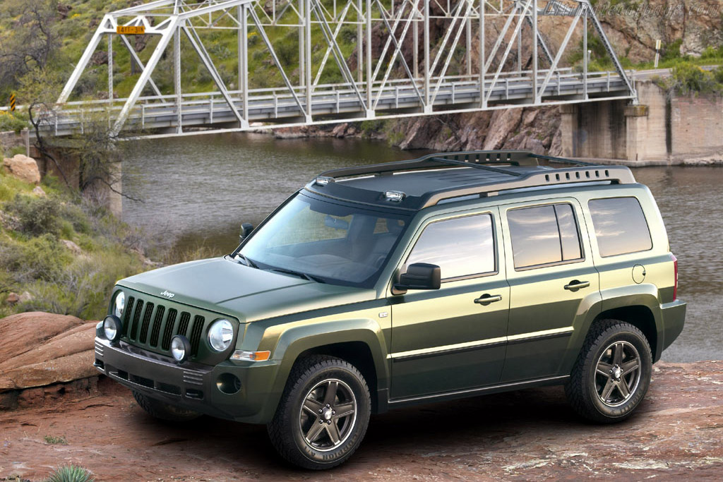 2005 Jeep Patriot Concept Images Specifications And Information
