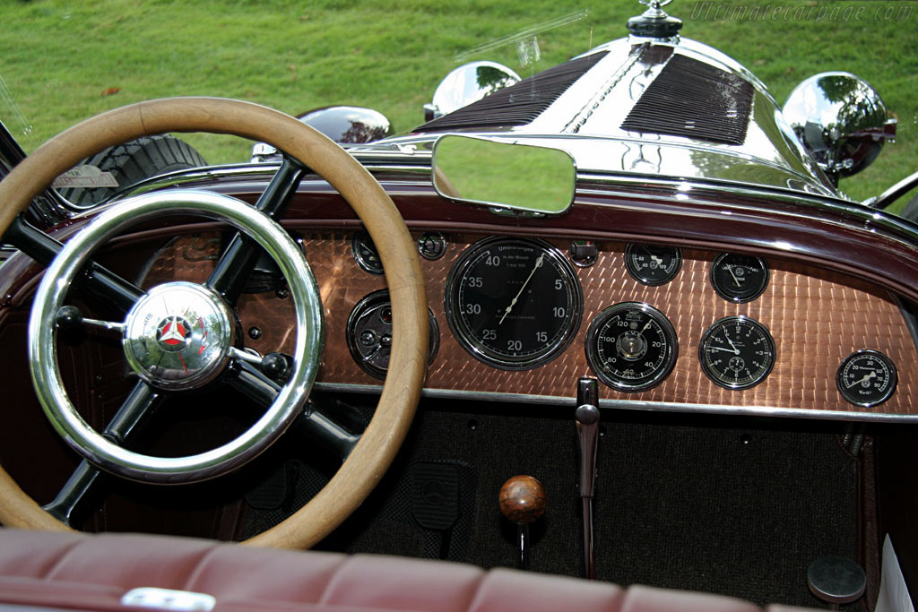 Mercedes-Benz 710 SSK 27/170/225 hp Murphy Roadster - Chassis: ?   - 2005 Meadow Brook Concours d'Elegance