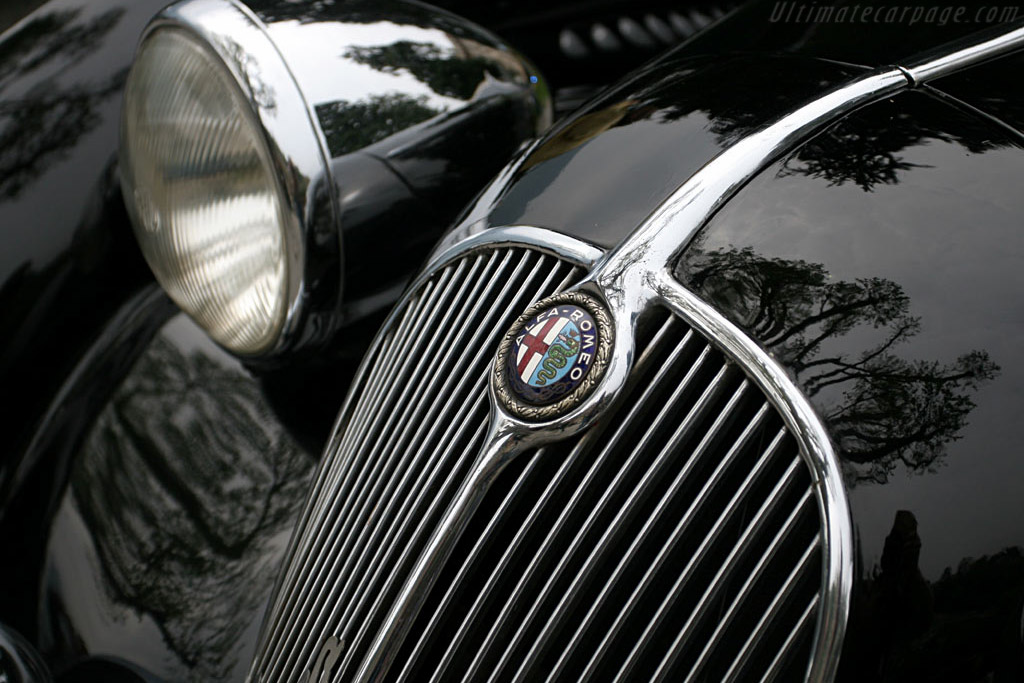 Alfa Romeo 6C 2300 B Worblaufen Cabriolet - Chassis: 813090   - 2005 Concorso d'Eleganza Villa d'Este