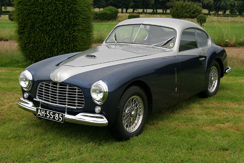 Click here to open the Ferrari 166 Inter Stabilimenti Farina Berlinetta gallery