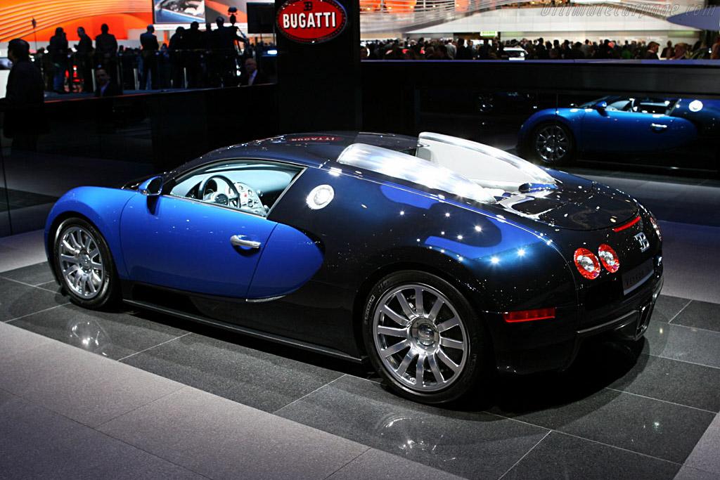 Bugatti Veyron 16.4    - 2006 Geneva International Motor Show