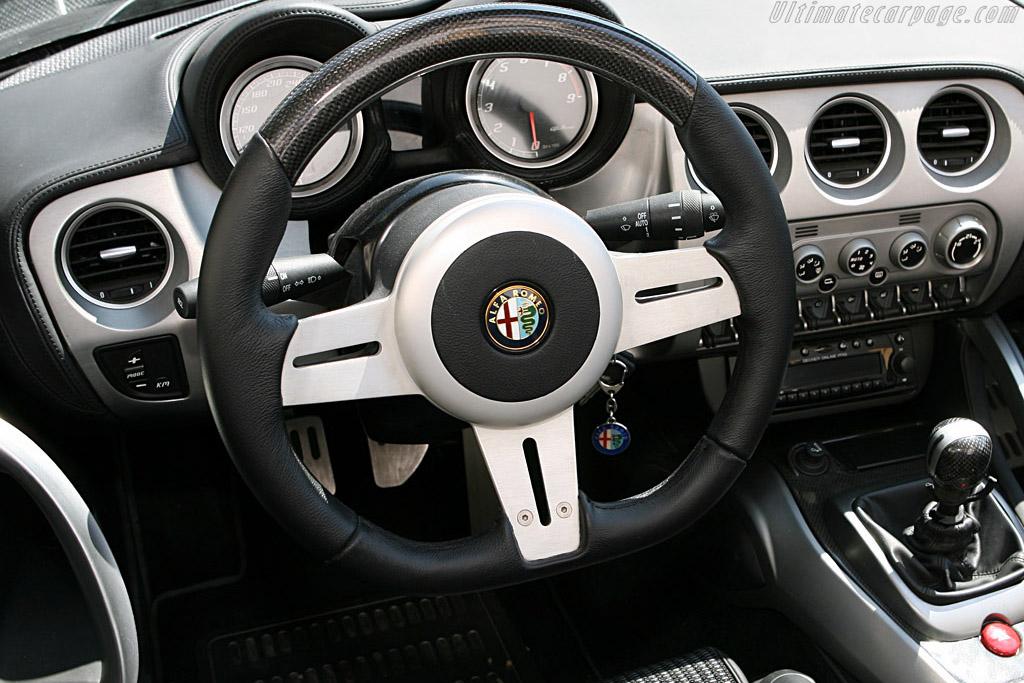 Alfa Romeo 8C Spider Concept    - 2006 Concorso d'Eleganza Villa d'Este