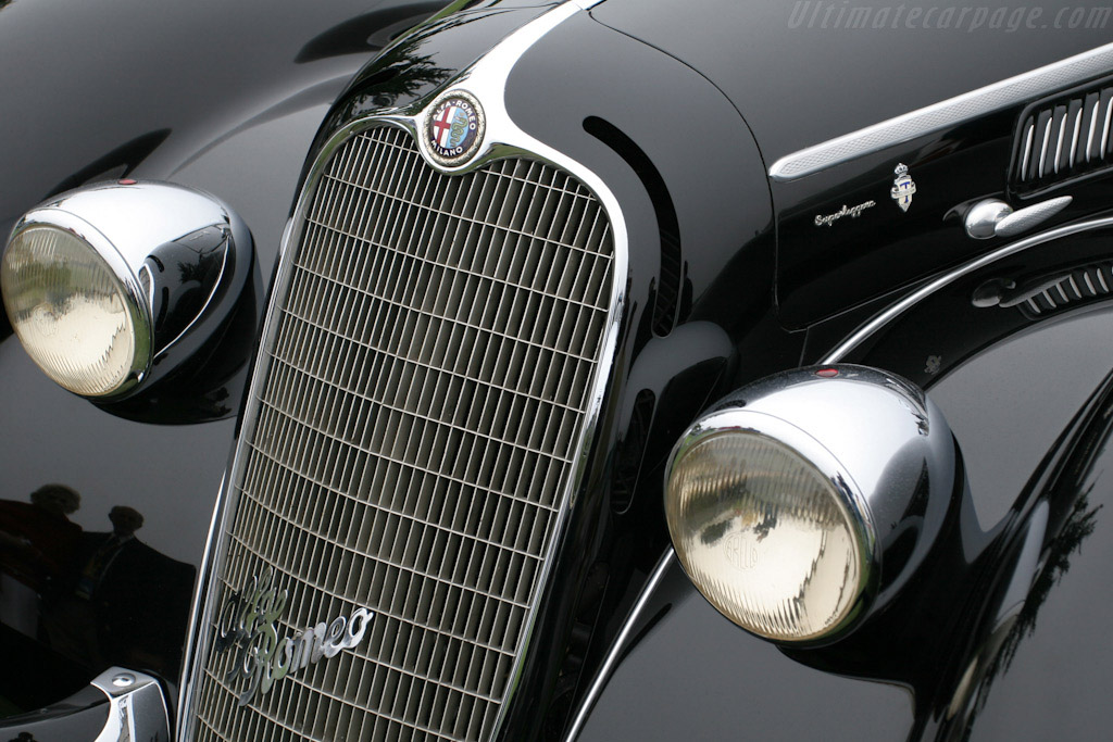 Alfa Romeo 8C 2900B Corto Touring Spider - Chassis: 412014   - 2005 Pebble Beach Concours d'Elegance